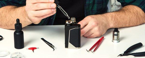 fabriquer son e-liquide